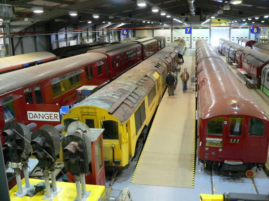London Transport Museum - Wikipedia