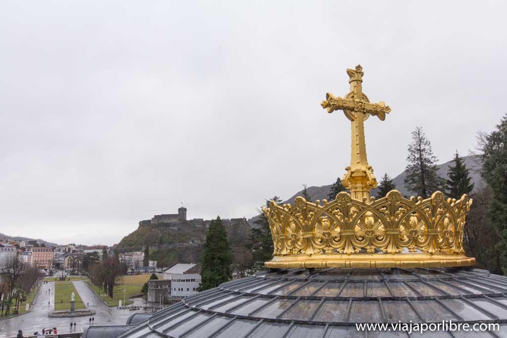 Desde la Basílica