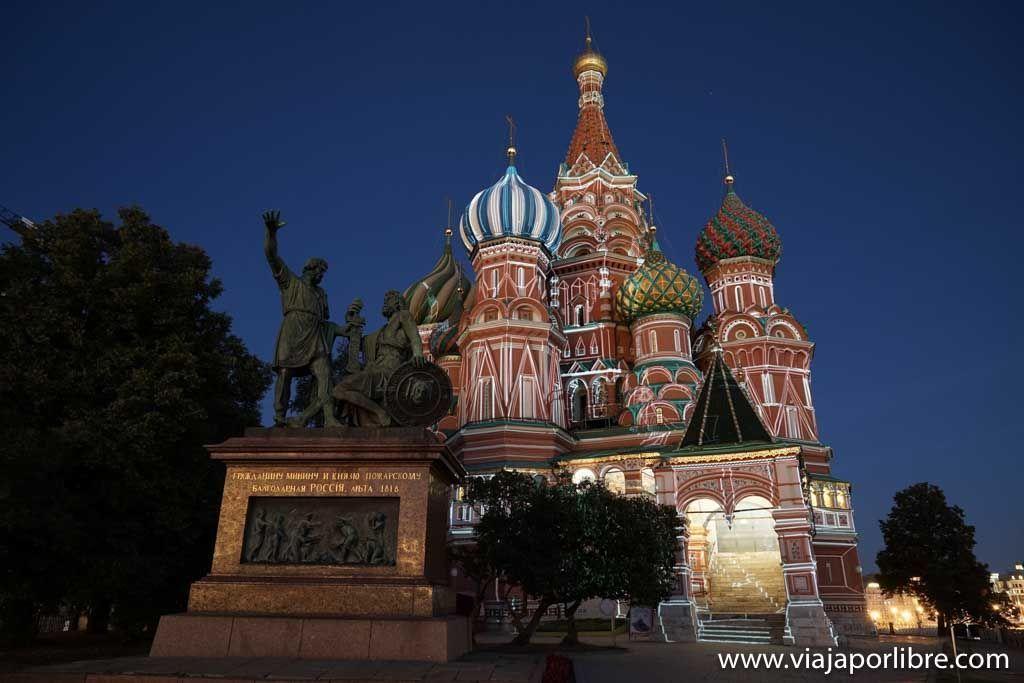 Moscú SanBasilio