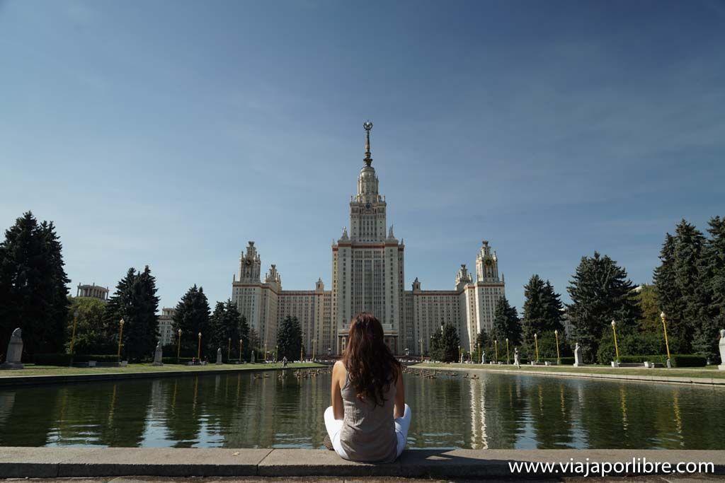 Moscú Universidad