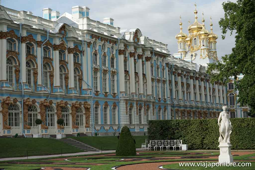San Petersburgo - Pushkin