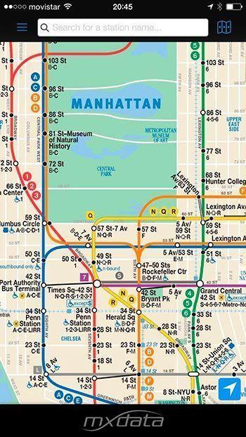 NY Subway - Viajar a Nueva York