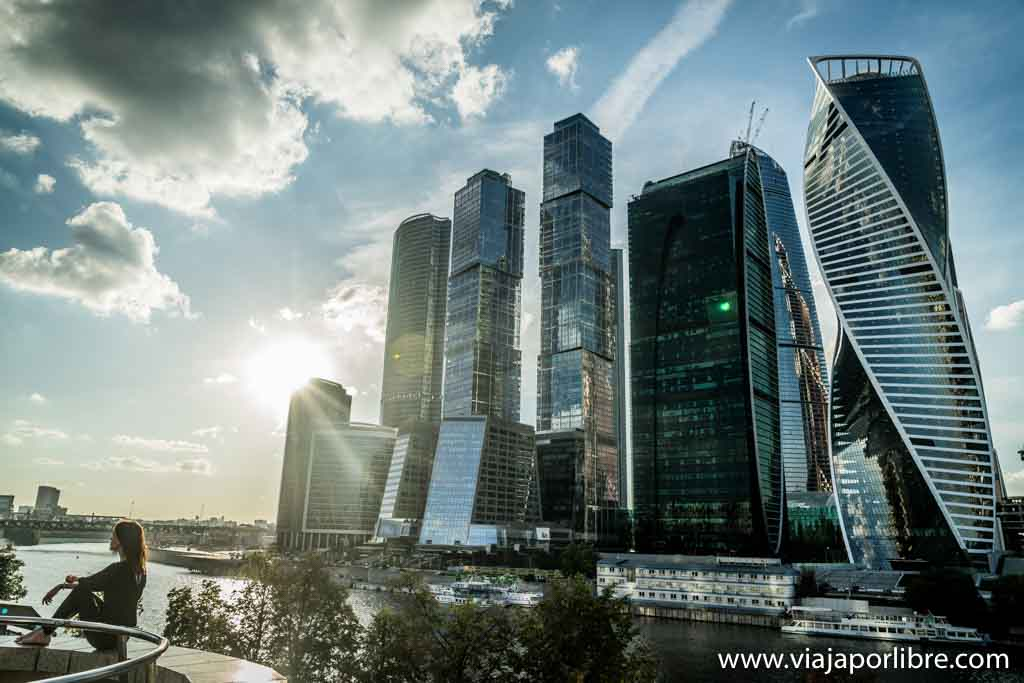 Moscú - Skyline