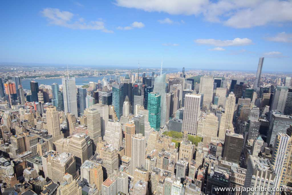 Empire State - Las mejores vistas de Nueva York