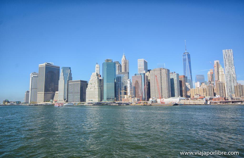 Puente de Brooklyn - Los mejores miradores de Nueva York