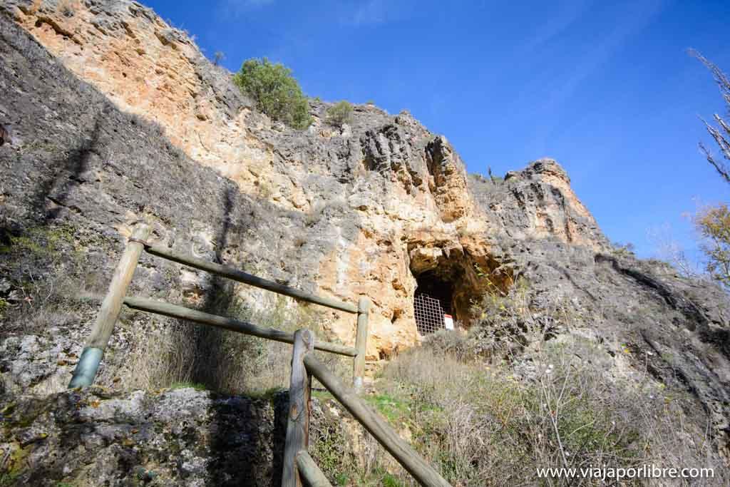 Cueva de los siete altares - Que ver en las Hoces del Duratón