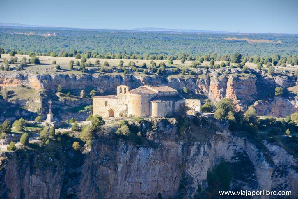 Ermita de San Frutos - Que ver en las Hoces del Duratón