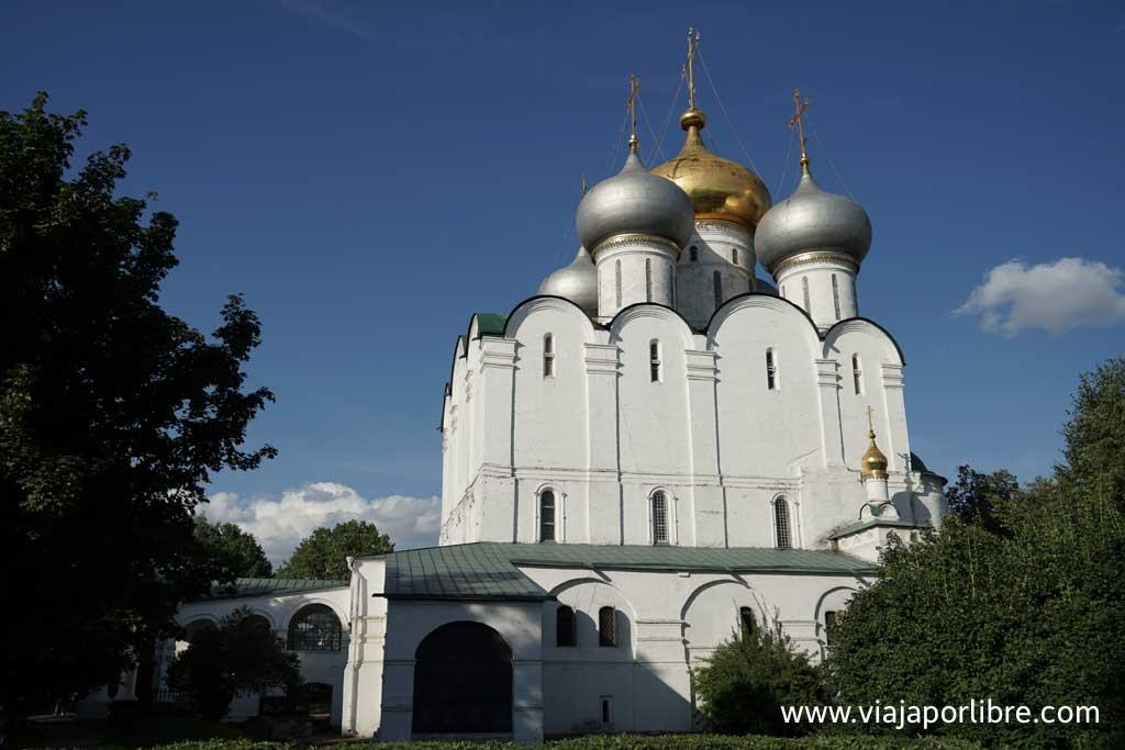 El Convento de Novodevichy