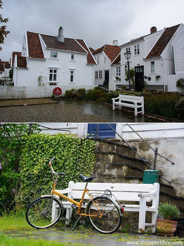 Qué ver en Stavanger - Casco Histórico