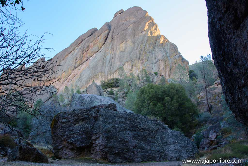 Machete Ridge - Senderismo por Pinnacles National Park