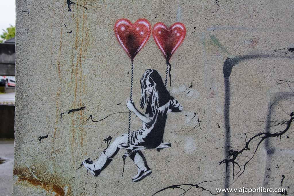 Qué ver en Stavanger - Street Art