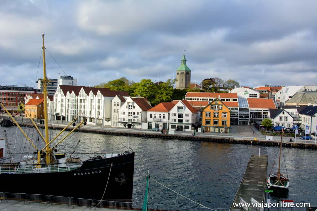 Qué ver en Stavanger