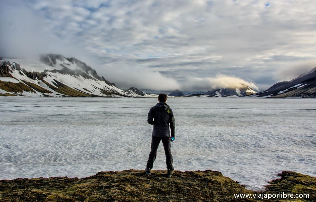 Trekking en Landmannalaugar – Posmork. Laugavegurinn