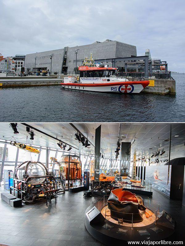 Qué ver en Stavanger - Museo del Petroleo