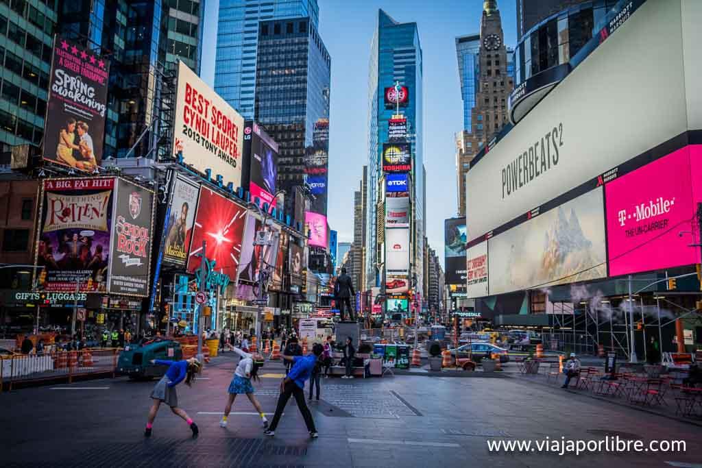 Nueva York - Times Square
