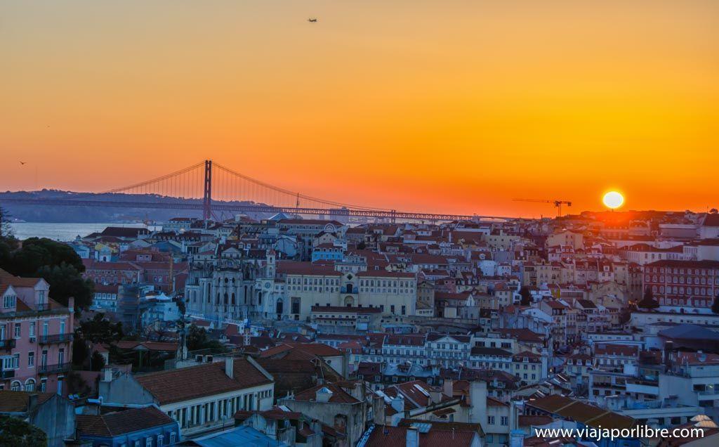 Los mejores miradores de Lisboa