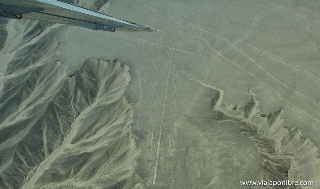 Las líneas de Nazca - Perú