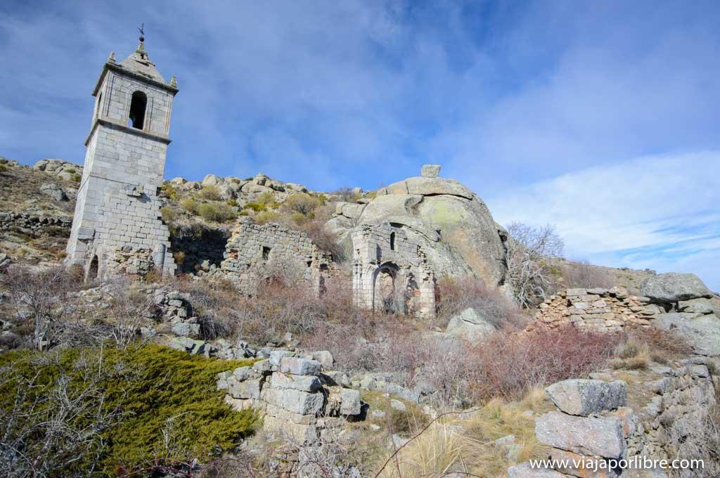 Monasterio del Risco - Amavida - Ávila