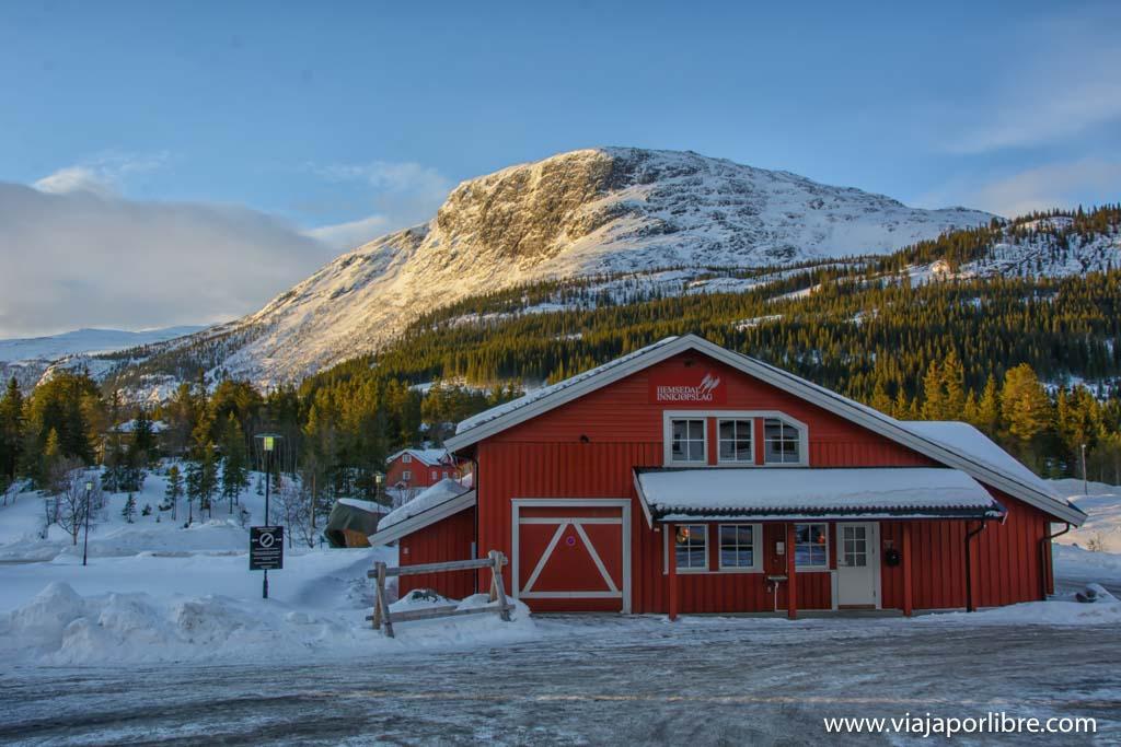 Hemsedal - Noruega