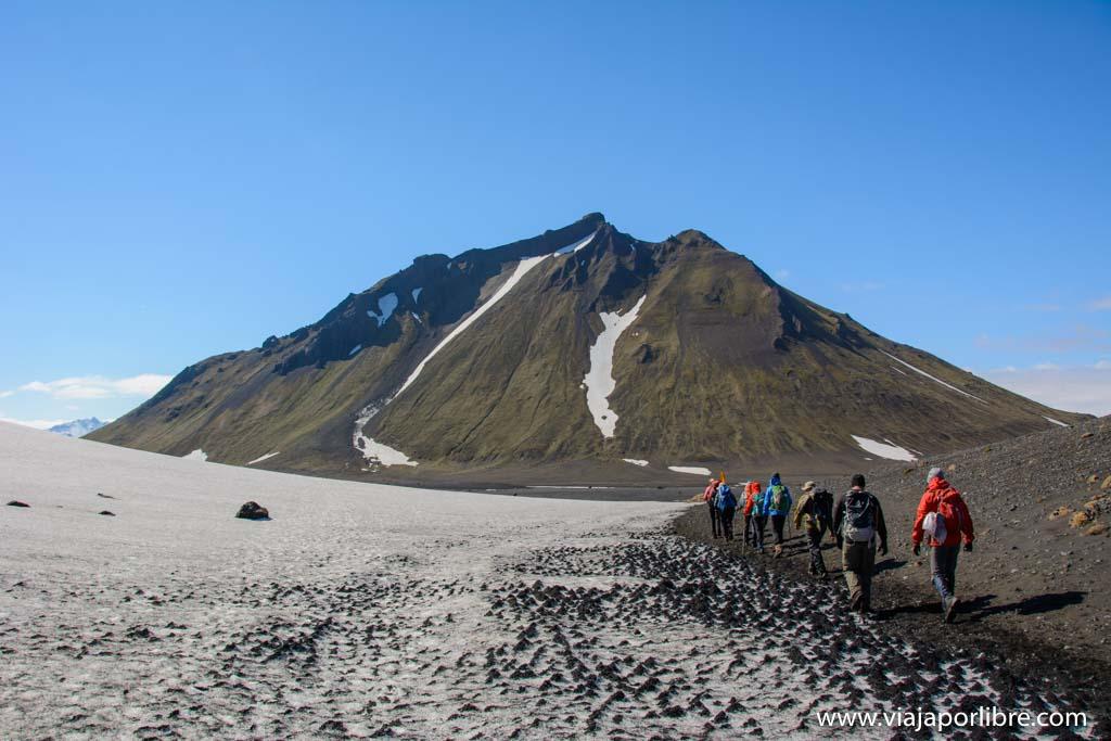 Laugavegurinn etapa 3, Álftavatn – Emstrur (Botnar)