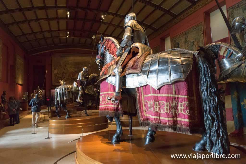 Armeria del Palacio Real de Madrid