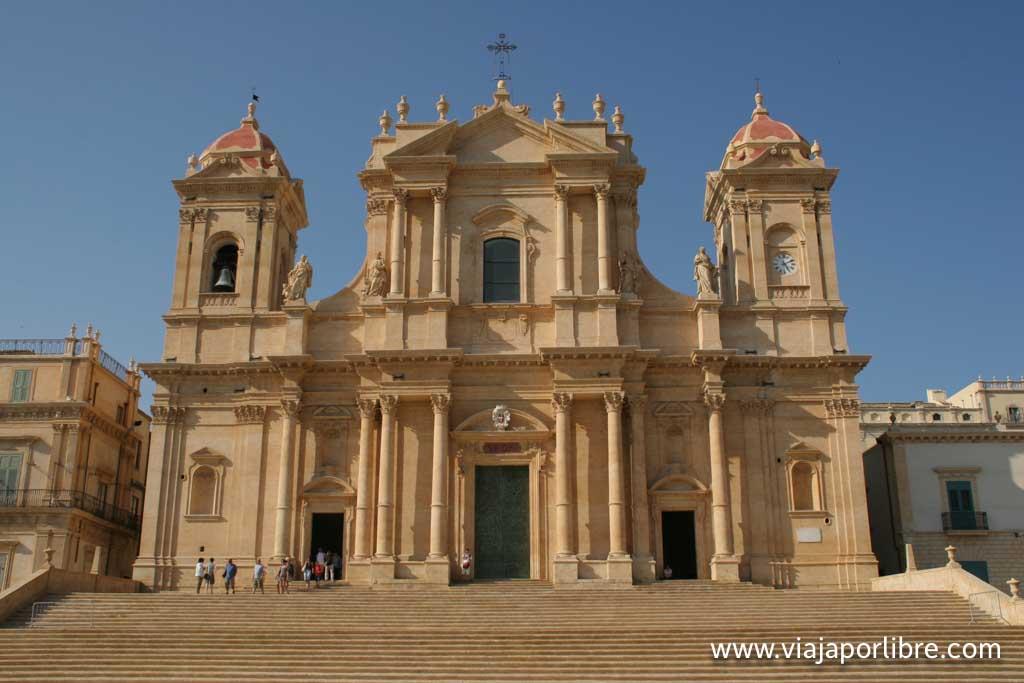 Noto, Catedral de San Nicoló