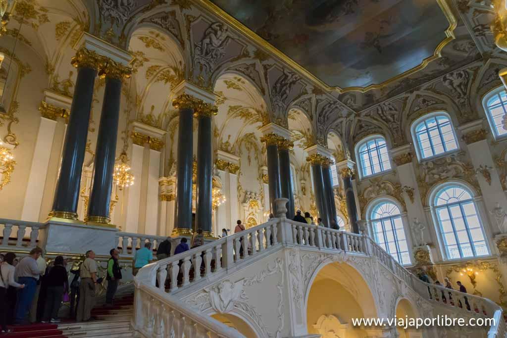San Petersburgo - Hermitage