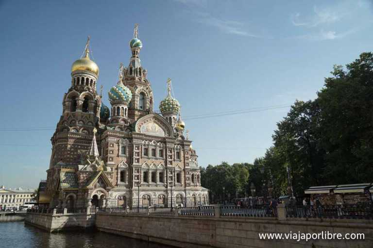 San Petersburgo – Palacio de Invierno
