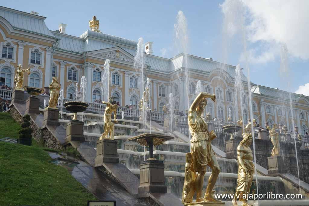 Peterhof hoy en día