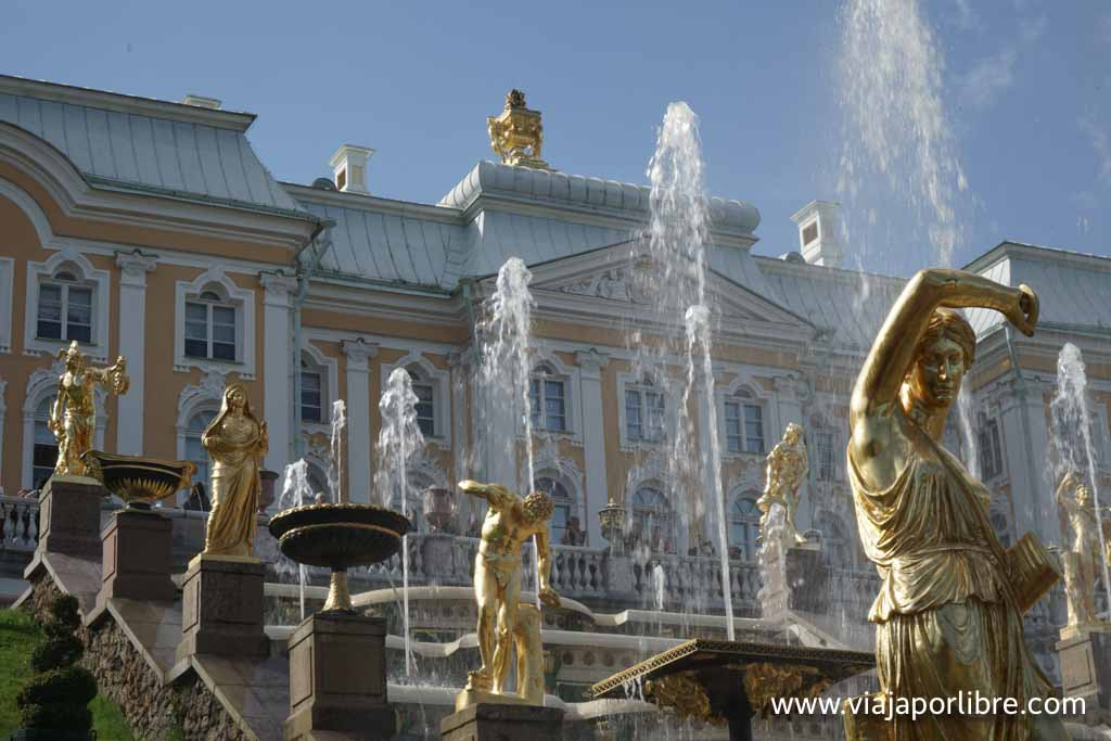 San Petersburgo - Peterhof