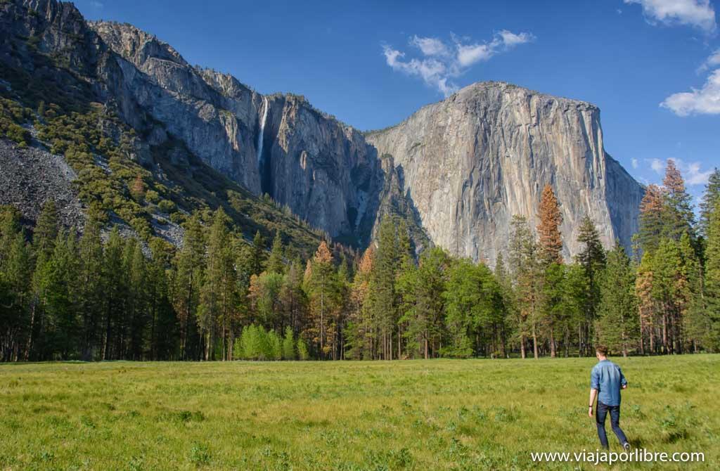 Que ver en el Yosemite National Park - El Capitán