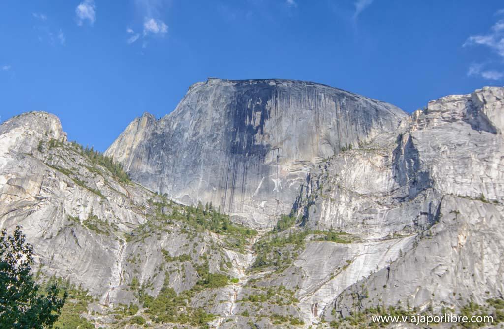 Que ver en el Yosemite National Park - Half Dome