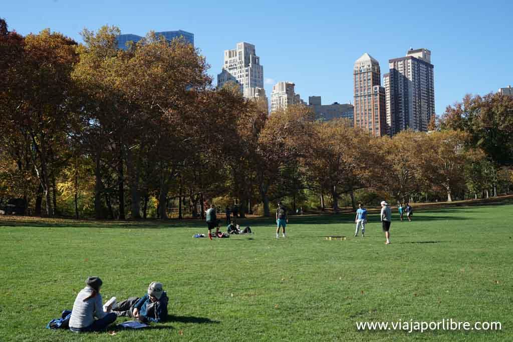 Nueva York - Central Park
