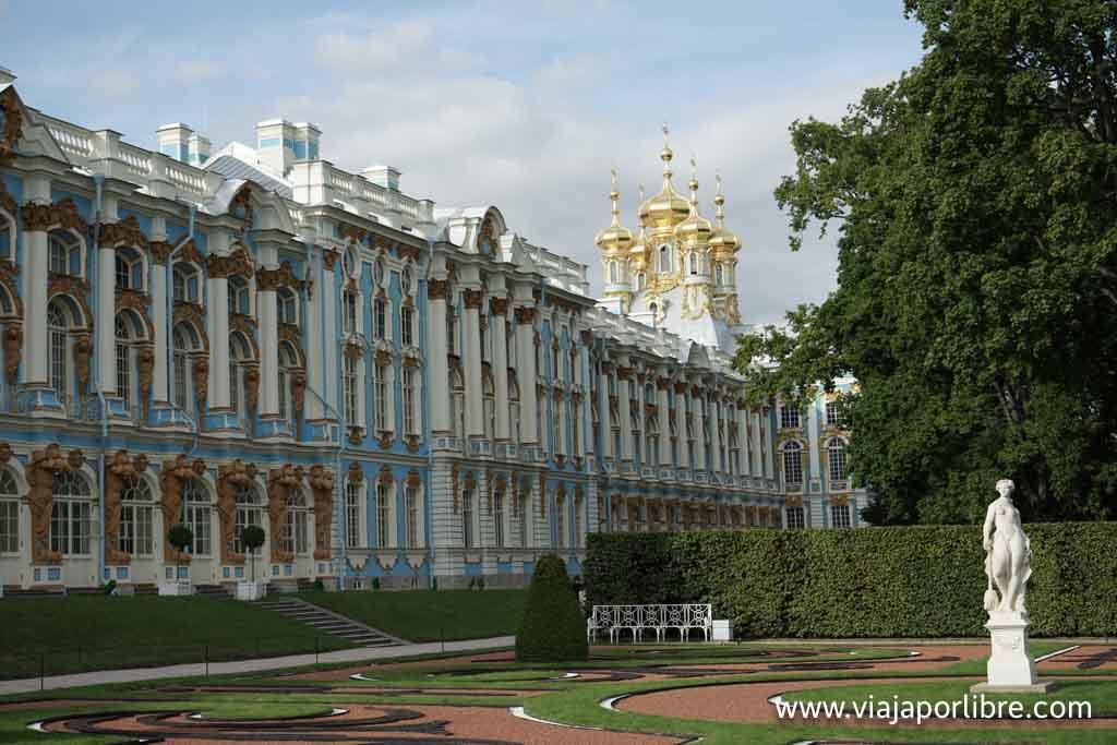 San Petersburgo Pushkin
