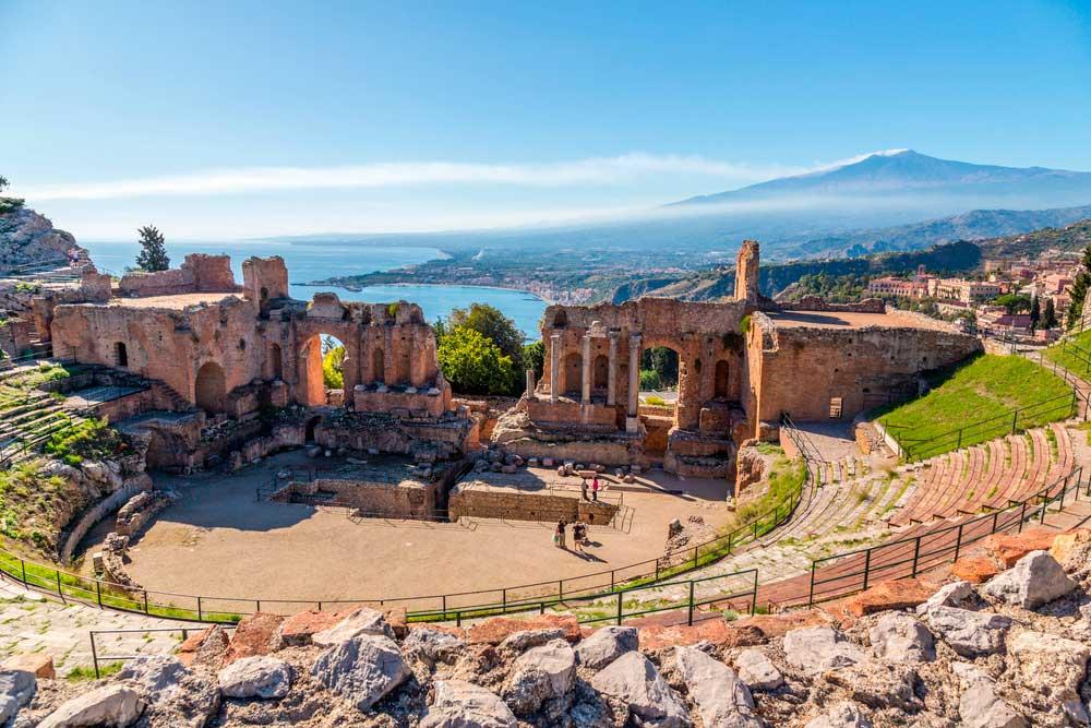 Taormina - Fuente: shutterstock.com