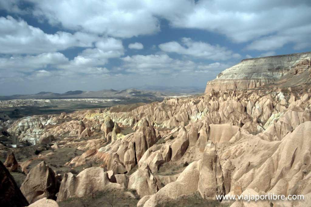 Capadocia - Valle de las palomas