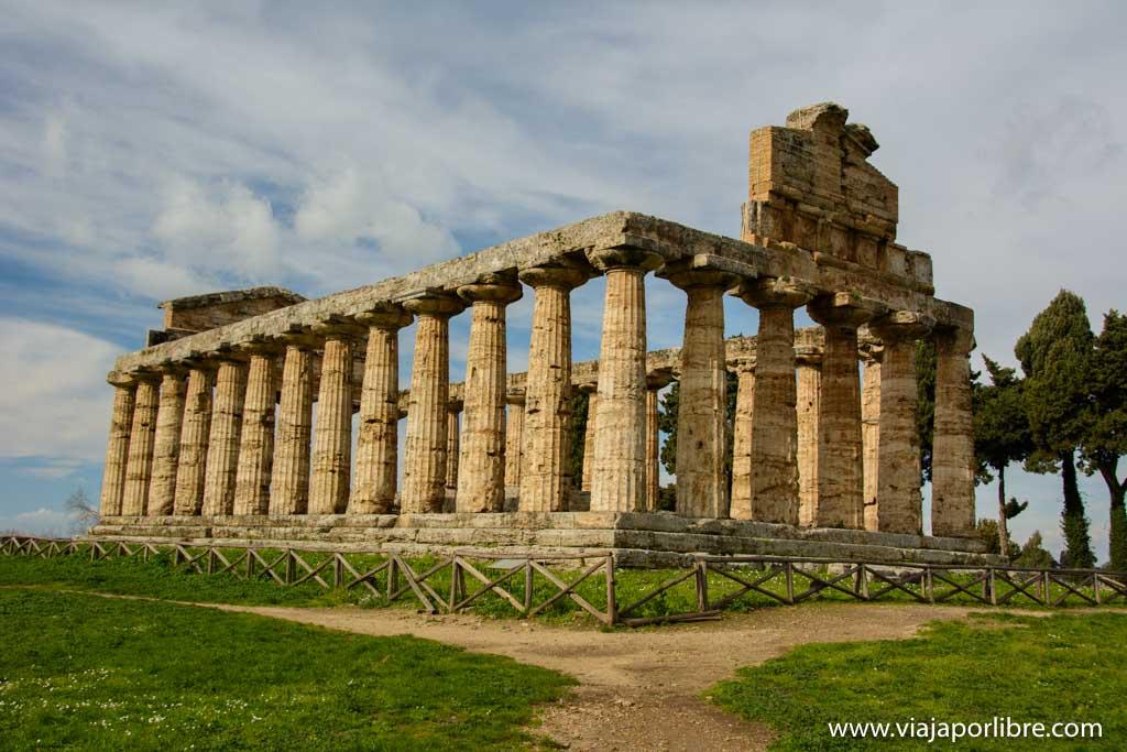 Lo mejor de la costa Amalfitana - Paestum