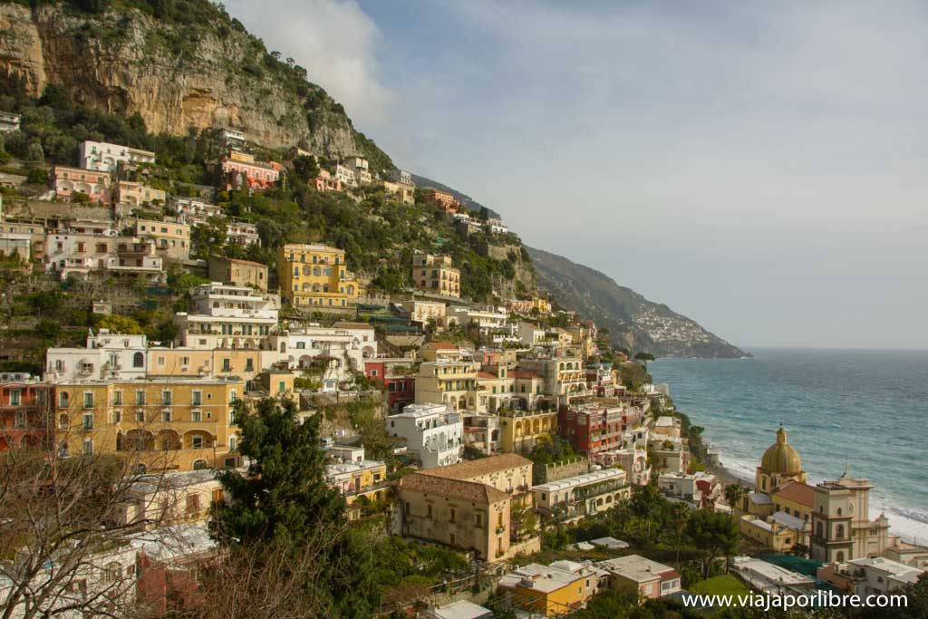 Lo mejor de la costa Amalfitana