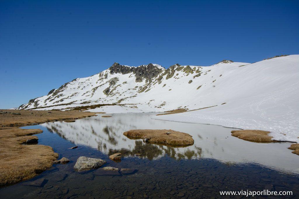 Ruta integral de Peñalara - Laguna de los Pajaros