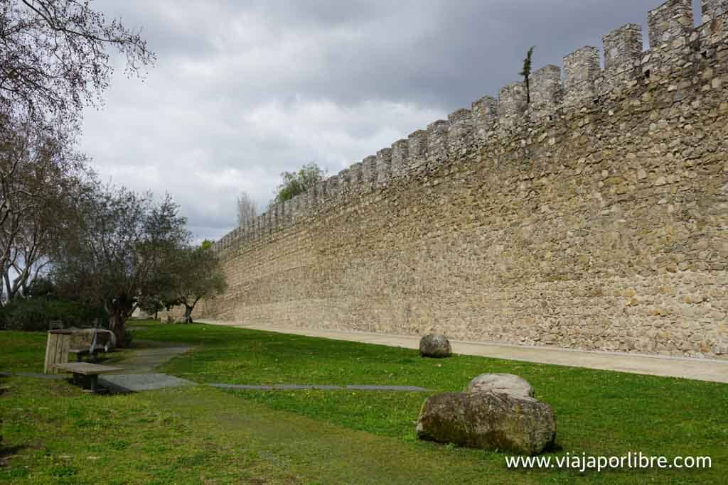 Muralla de Evora