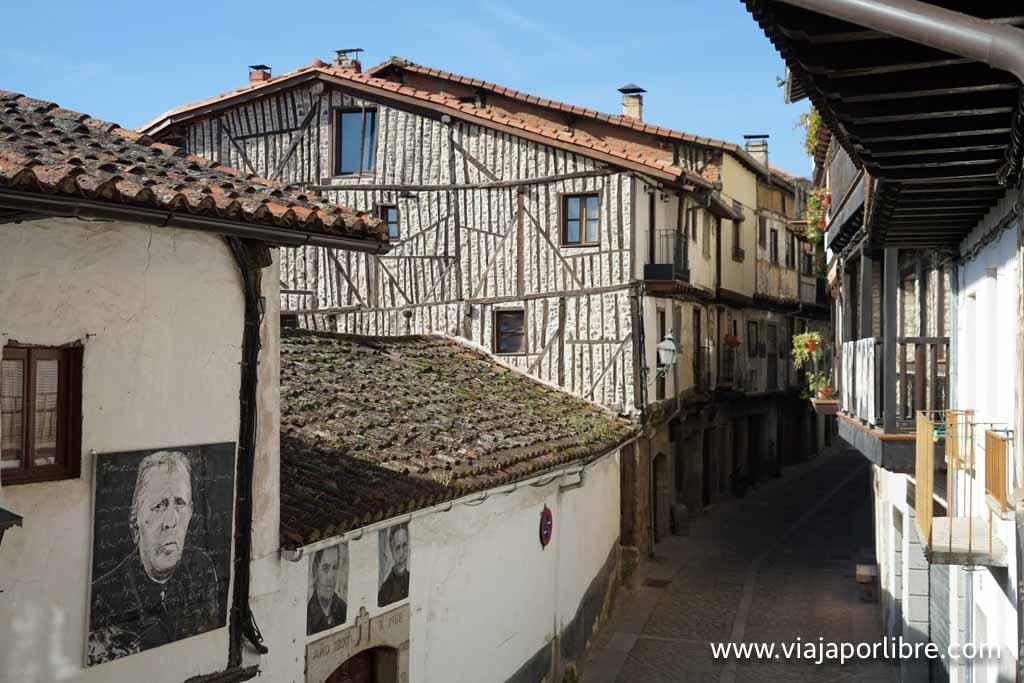 Mogarraz, el pueblo más bonito de la Sierra de Francia