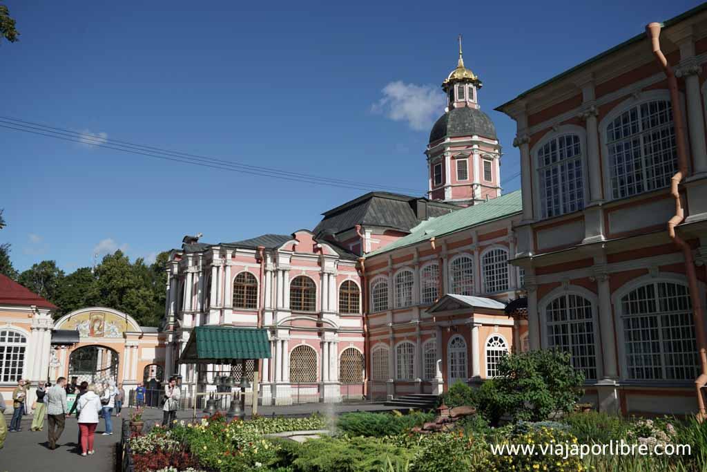Monasterio de Alejandro Nevski
