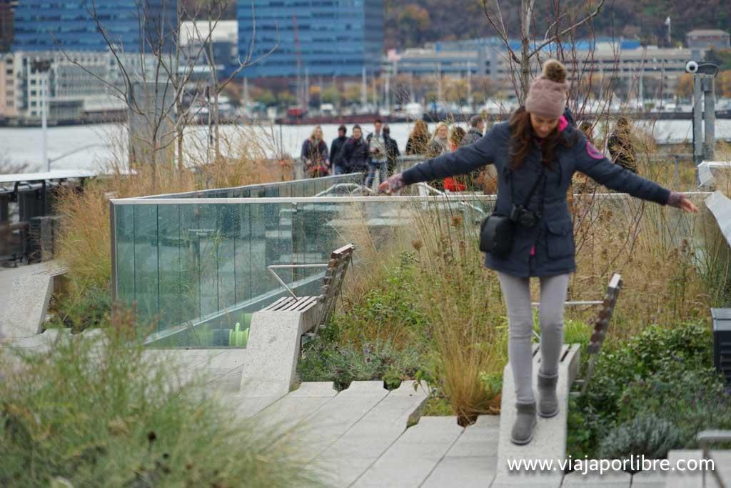Pasarelas del High Line