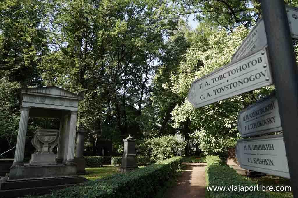 Cementerio de Volkovo