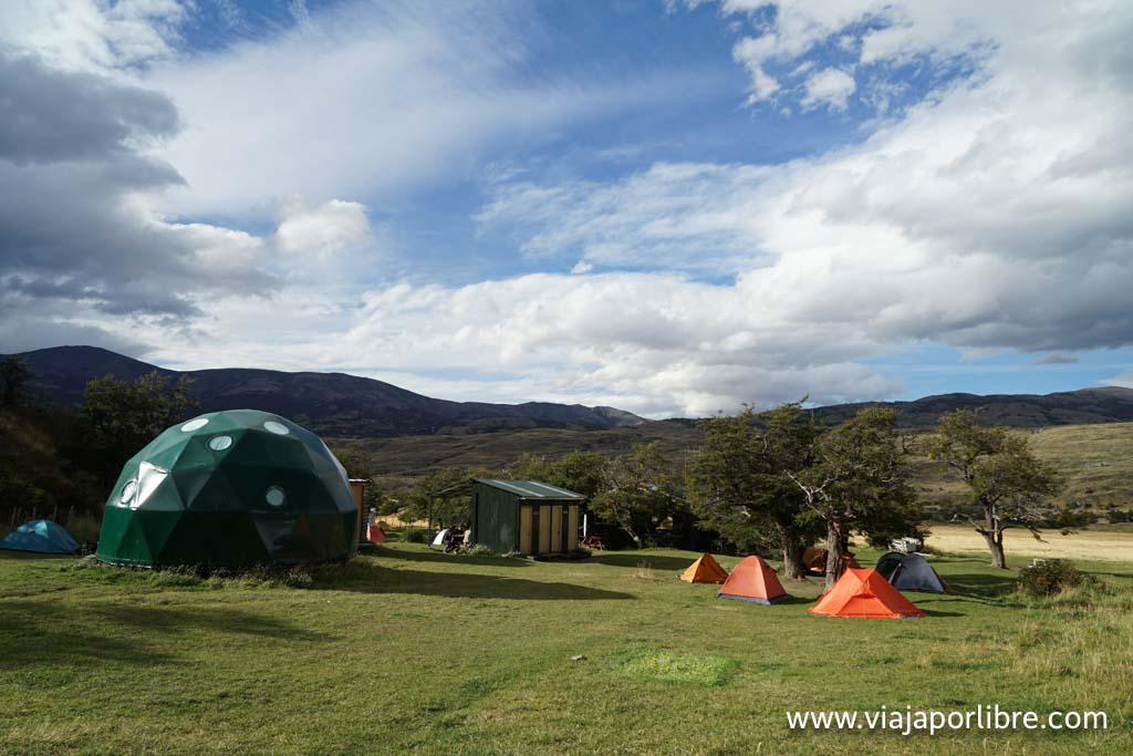 Campamento Serón