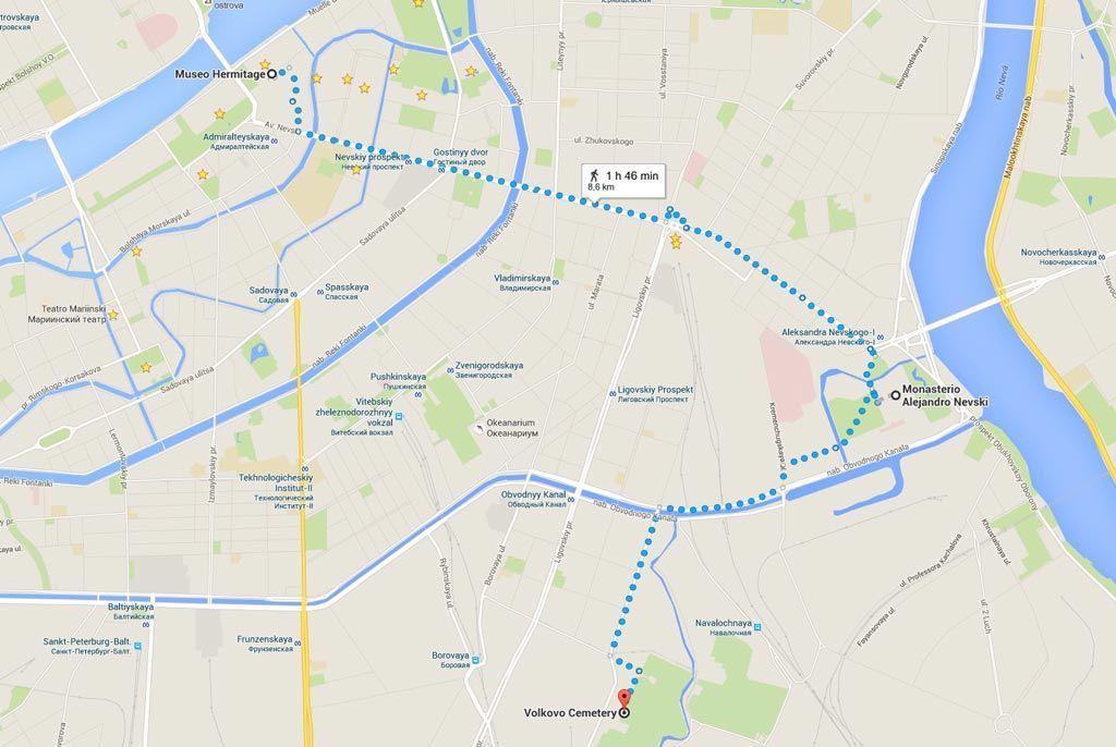 Día 4 en San Petersburgo