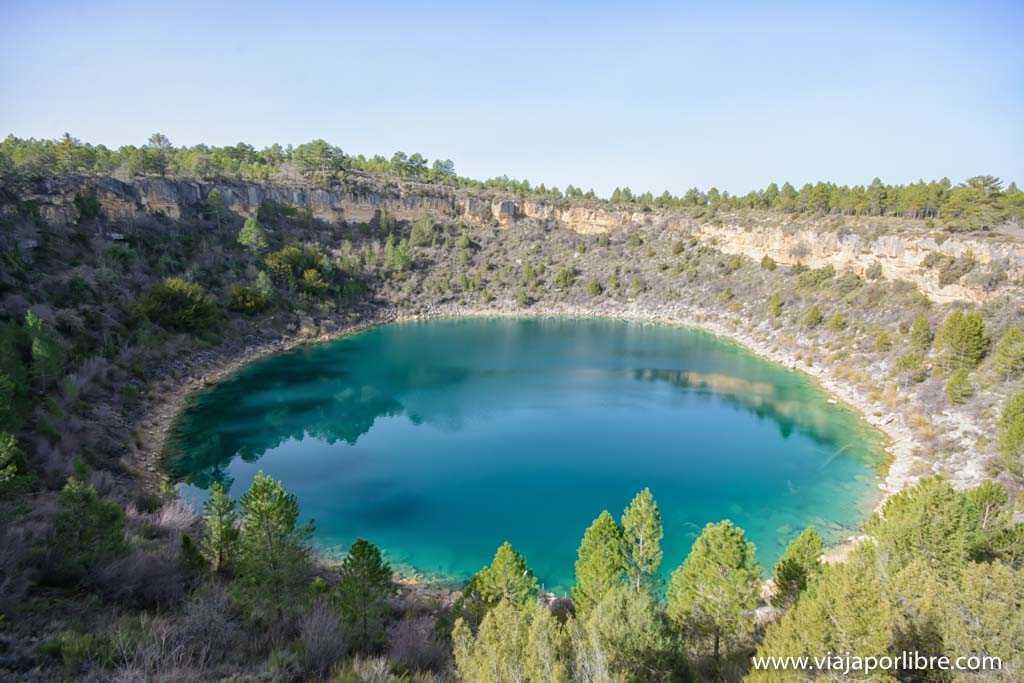 Lagunas de Cañadas del Hoyo