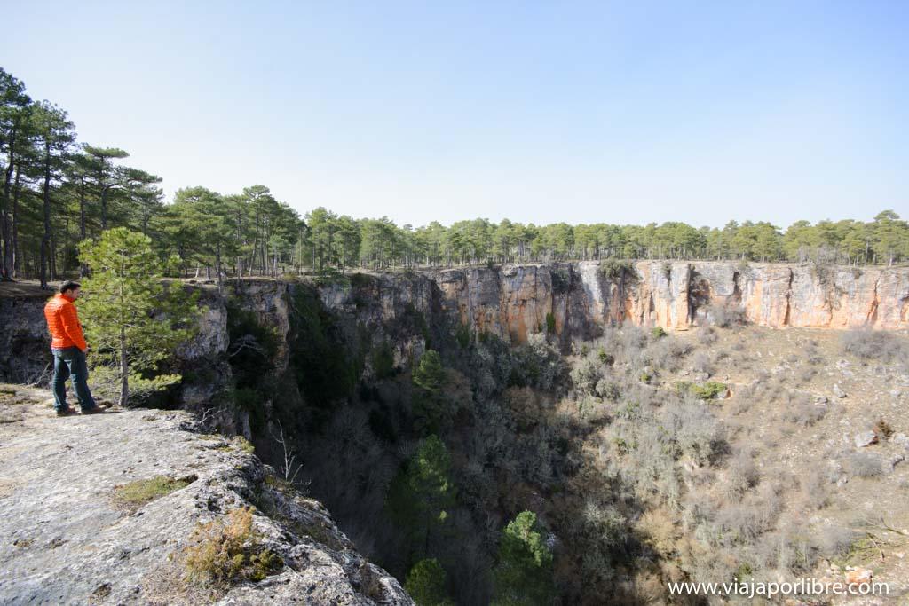 Las lagunas de Cañada del Hoyo - Cuenca
