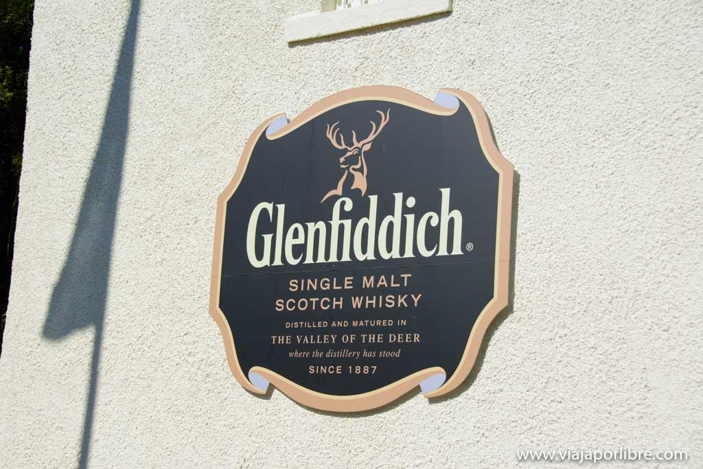 La destilería de Glenfiddich
