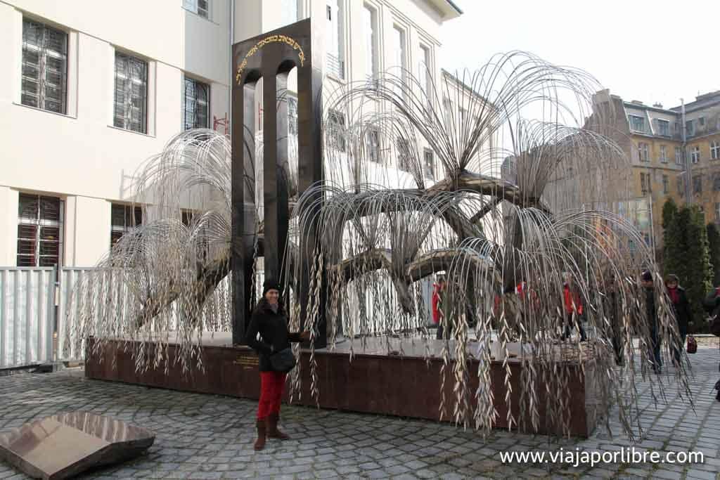 Museo judío de Budapest